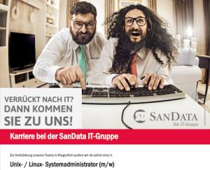SanData-Sysadmin